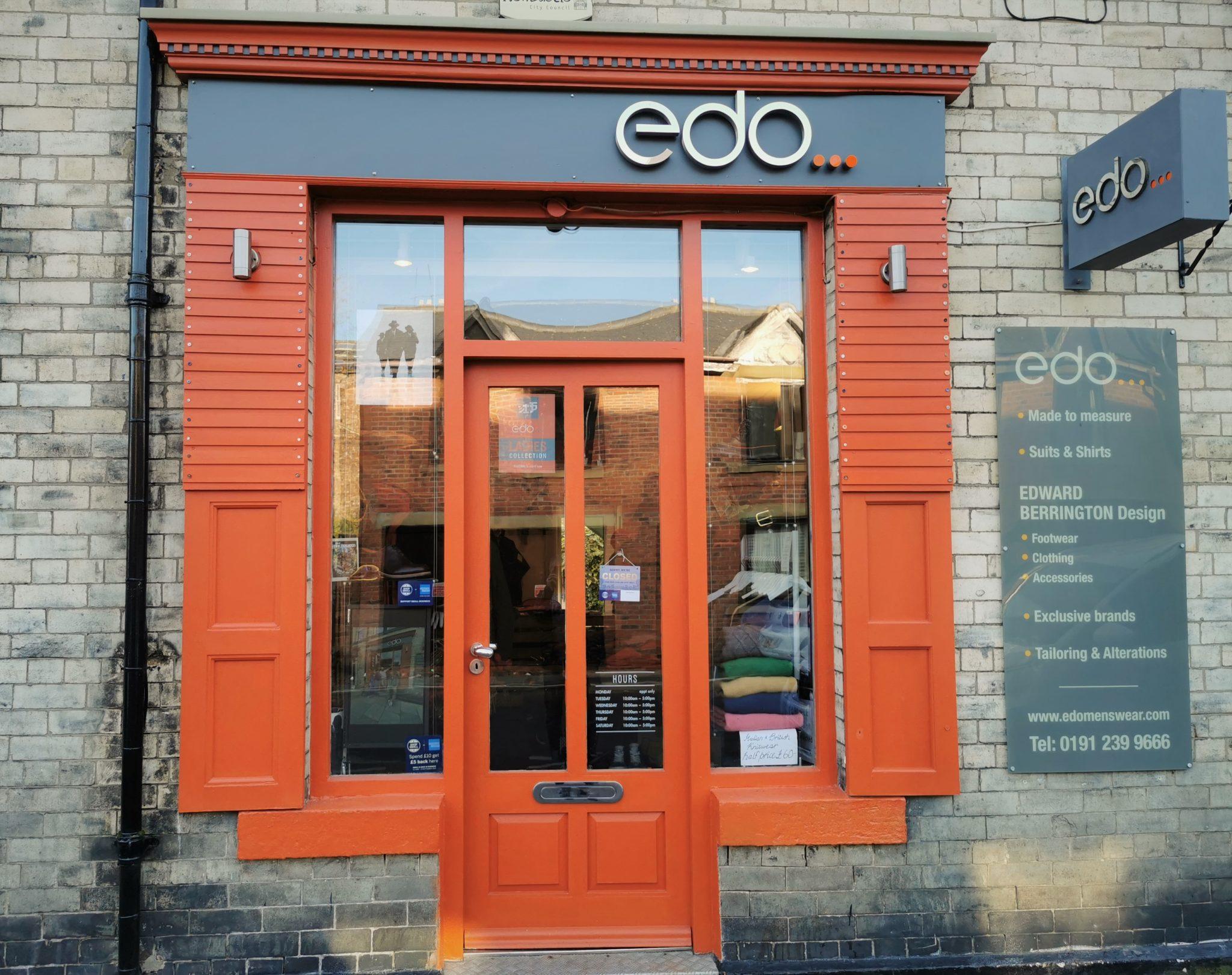 Edo Clothing