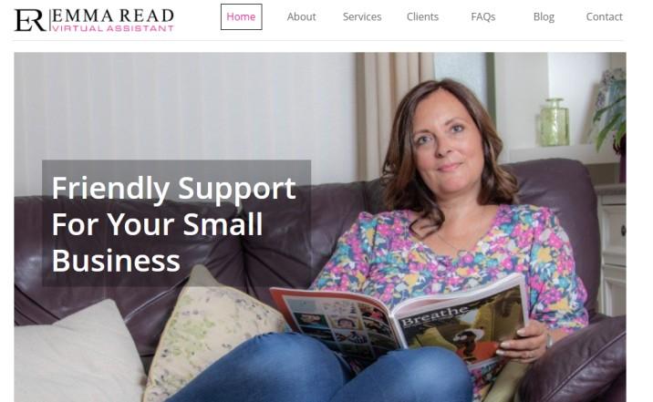 Emma Read Virtual Assistant