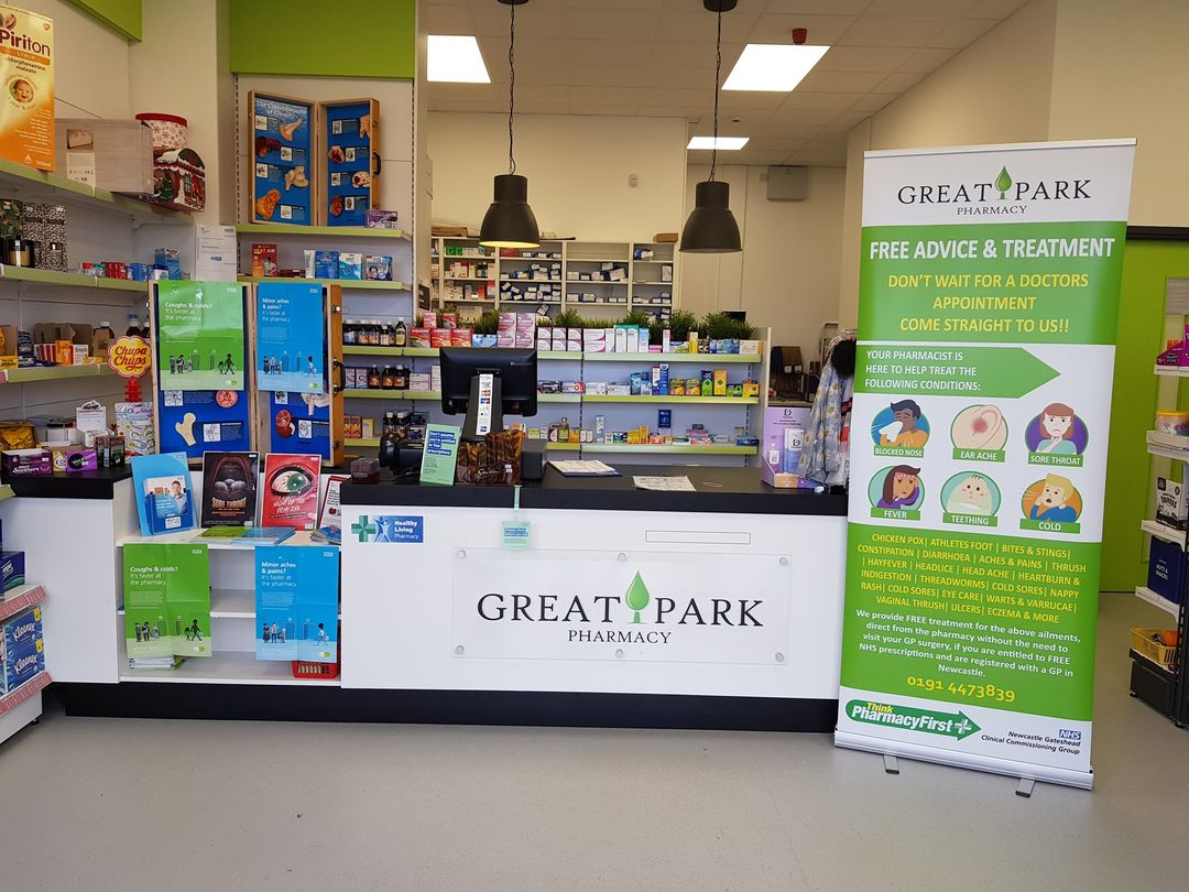 Great Park Pharmacy