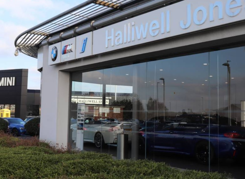 Halliwell Jones Southport BMW