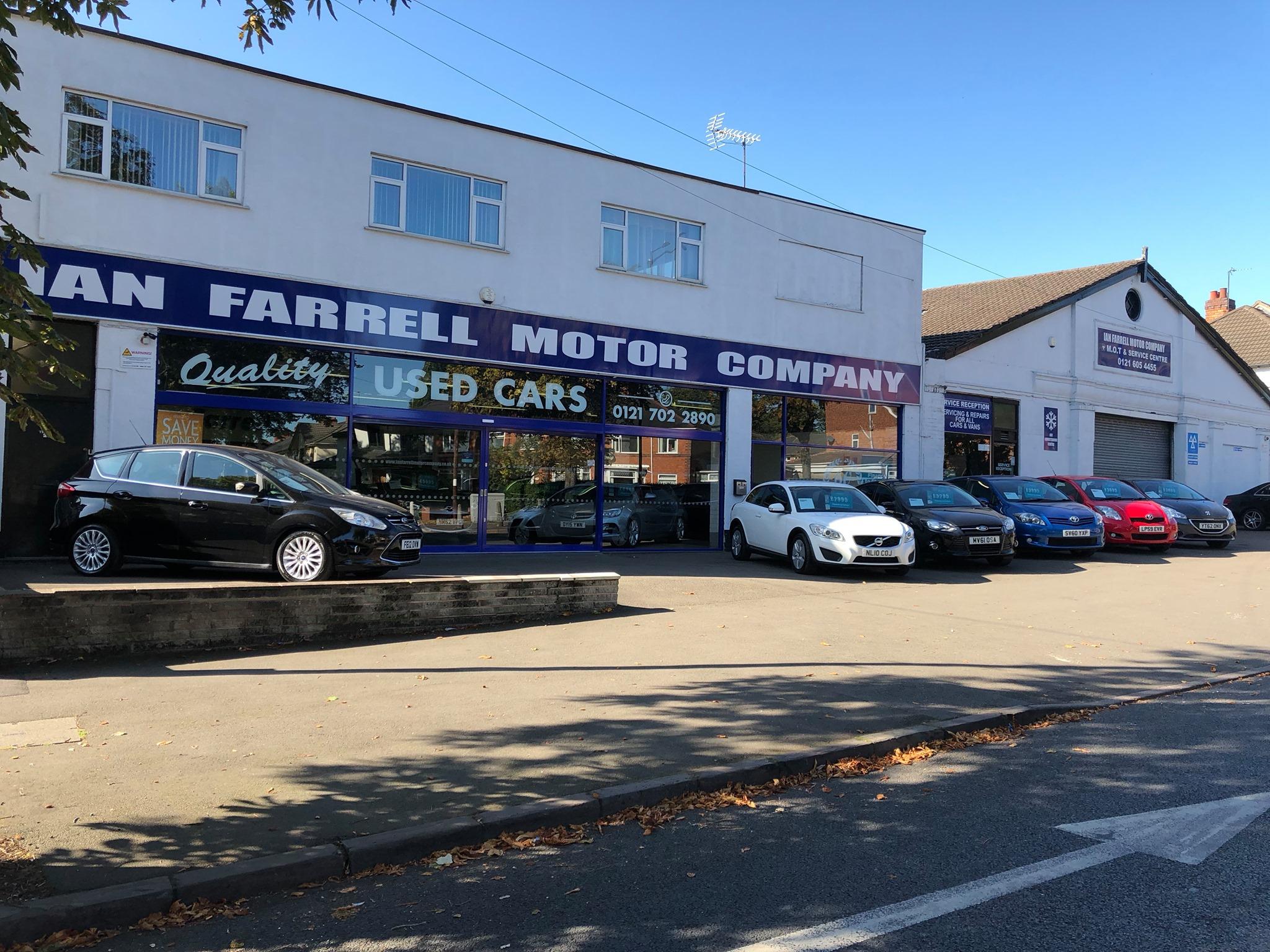 Ian Farrell Motor Company