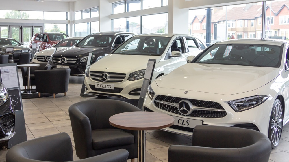 Mercedes-Benz of Giffnock