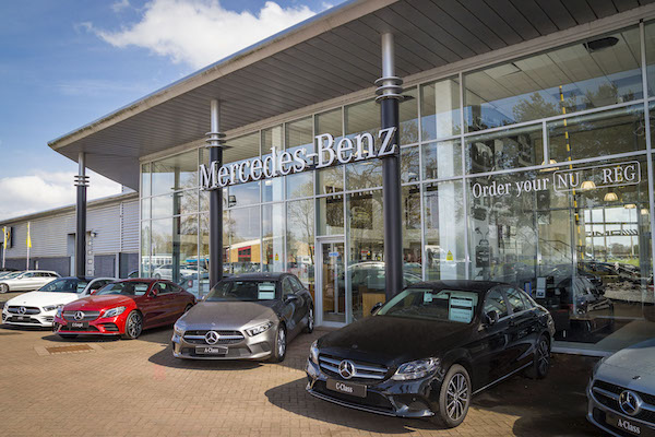 Mercedes-Benz of Perth