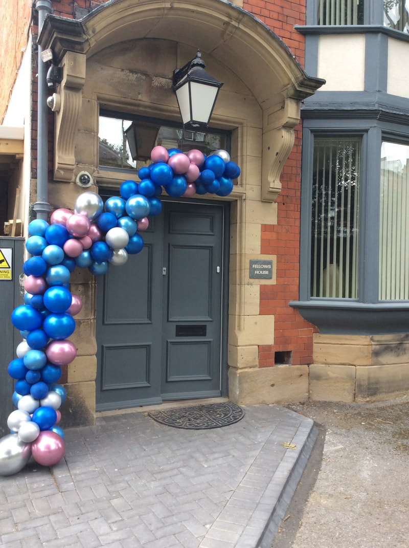 Party Balloons Newcastle