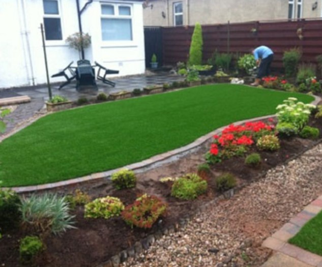 Paveclean Landscaping Glasgow