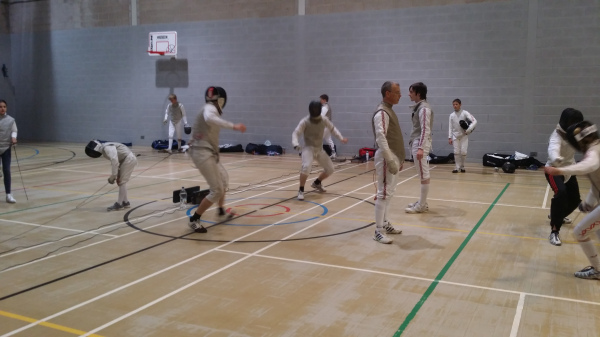 Sheffield Fencing Club