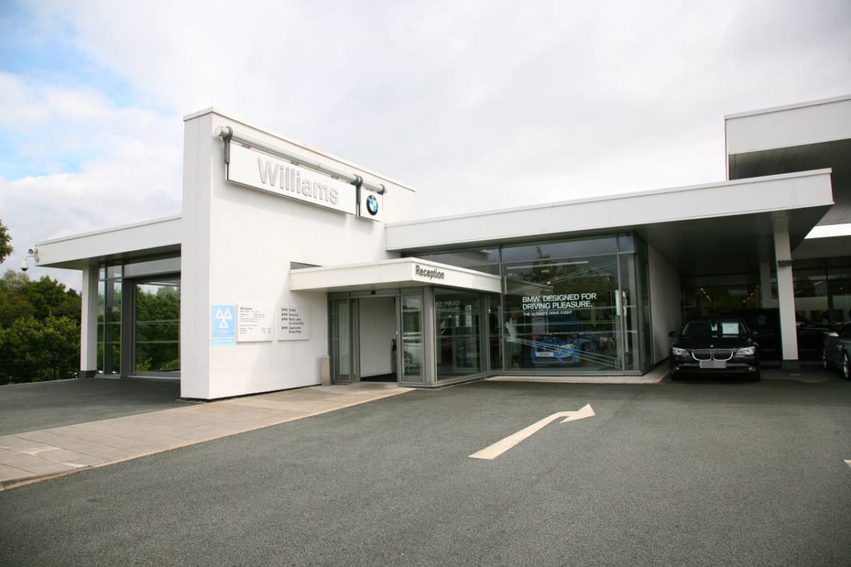 Williams Bolton BMW