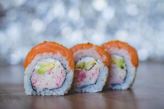 5 Best Sushi in Liverpool