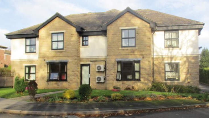 Aberford Hall Care Home