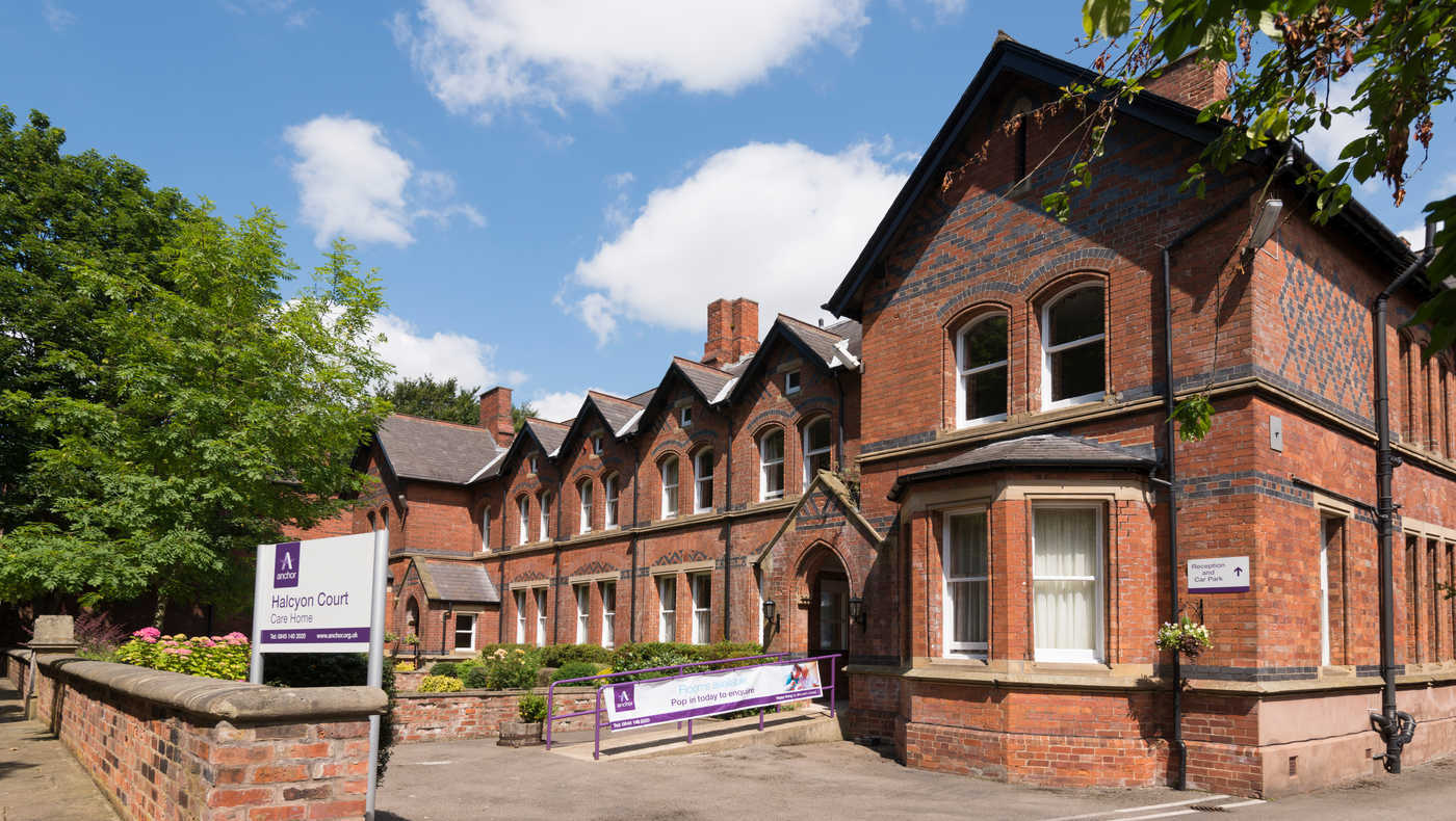 Anchor - Halcyon Court Care Home