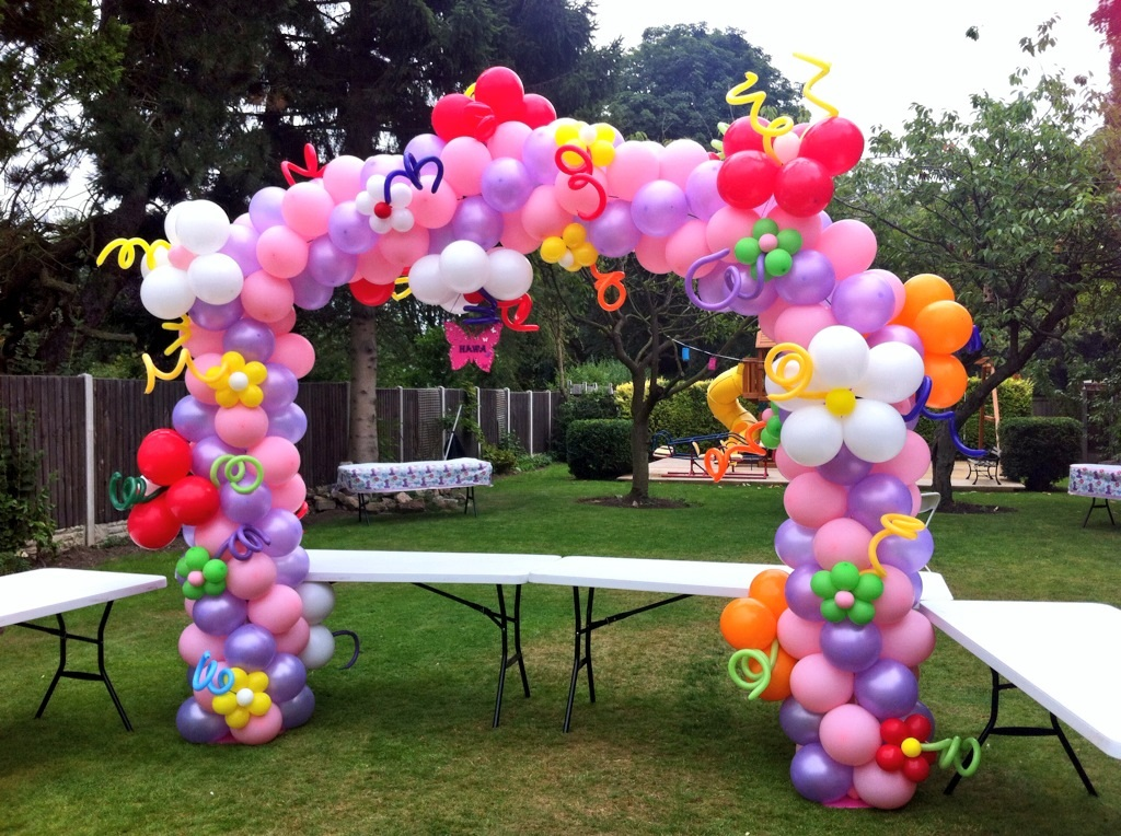 Blissful Balloons Decor - Design Specialists