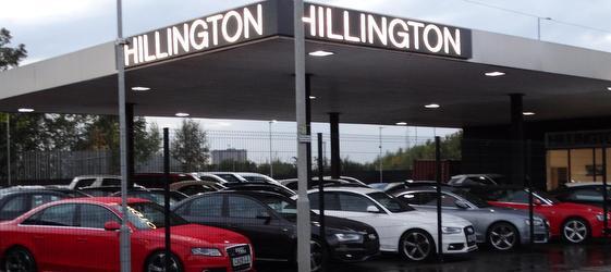 Hillington Motor Company Ltd