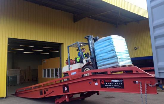 Mac Logistics Ltd - Warehousing Liverpool