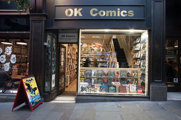 OK Comics
