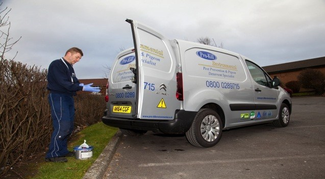Pro Kill Environmental | Pest Control | Manchester