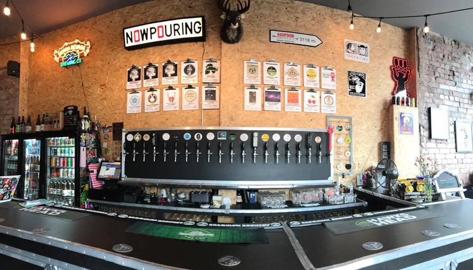 The Dead Crafty Beer Company