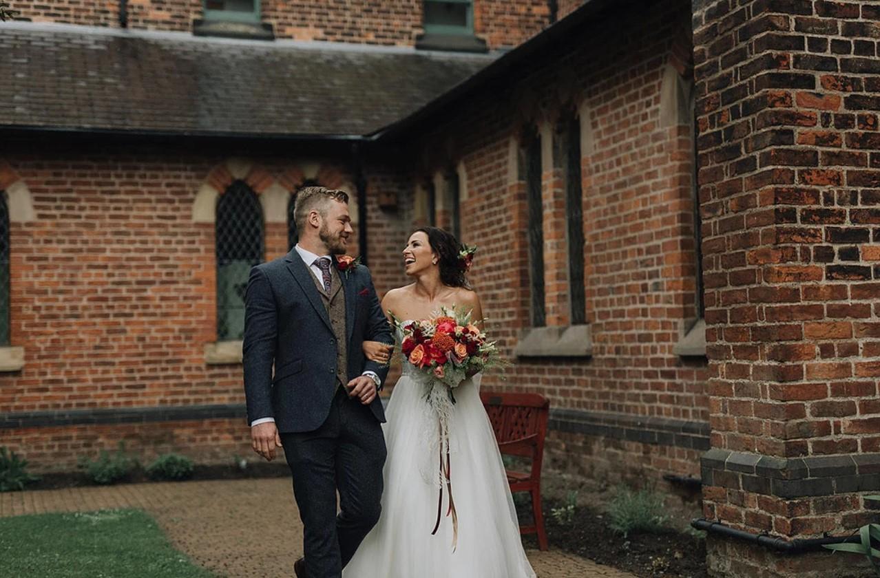 The Wedding House