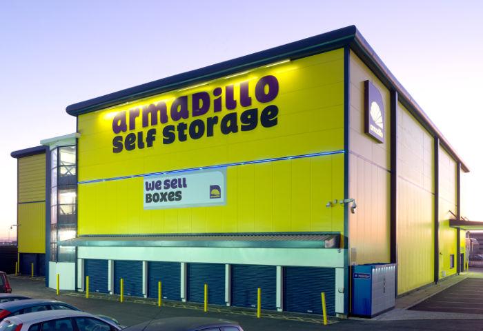 Armadillo Self Storage Liverpool South
