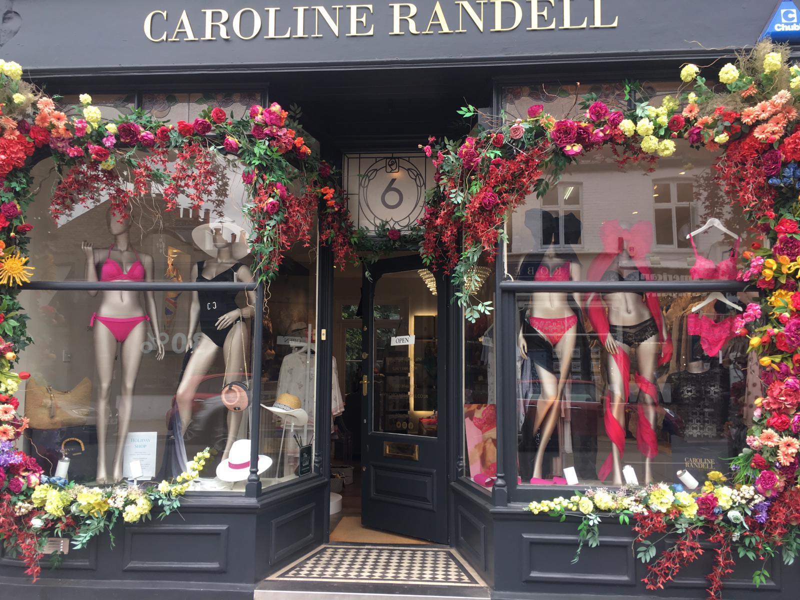 Caroline Randell Lingerie Boutique