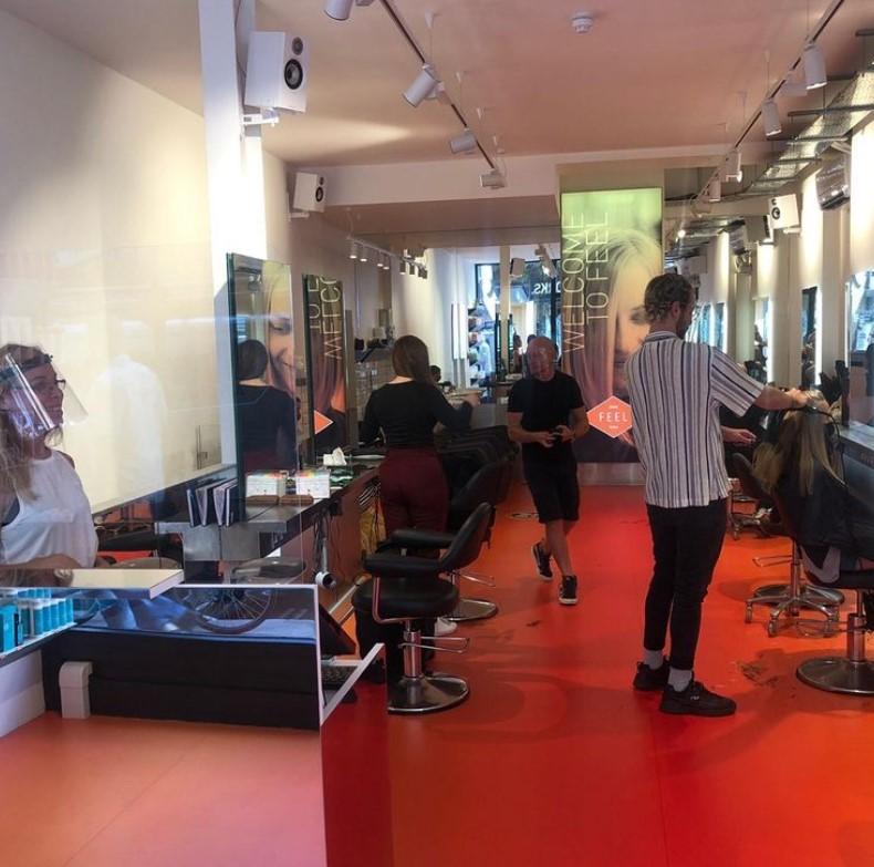 Feel Hairdressers Soho