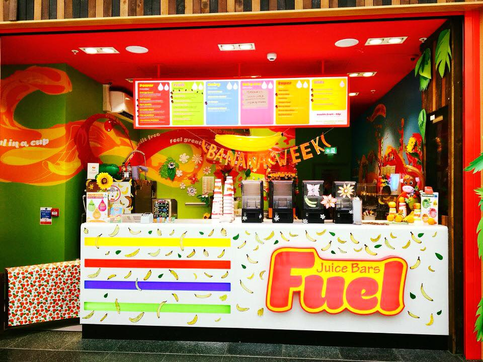 Fuel Juice Bars Ltd