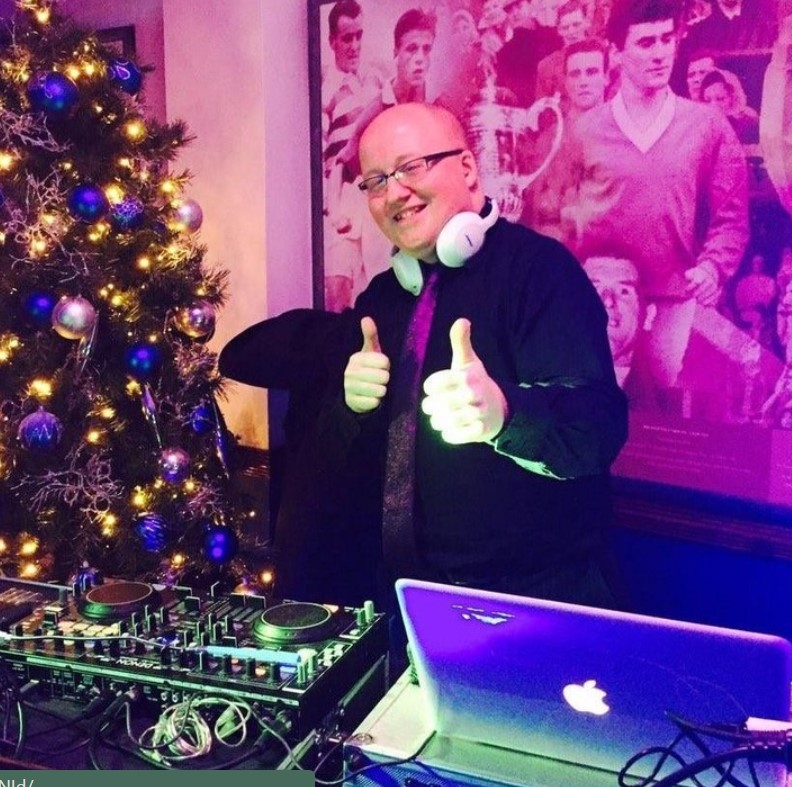 Jim Moore - Scotland's Party DJ