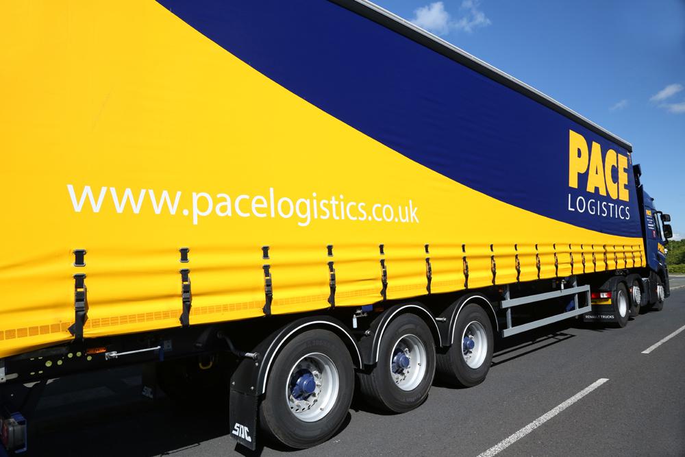 Pace Logistics Services Ltd
