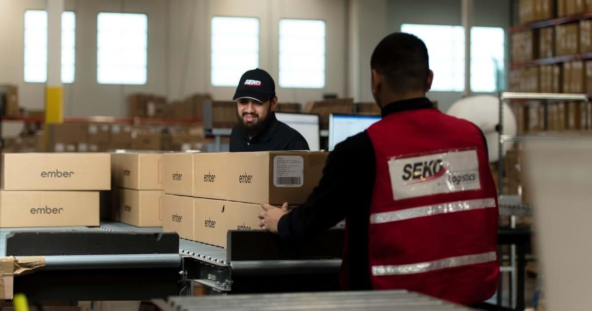 SEKO Logistics Manchester UK