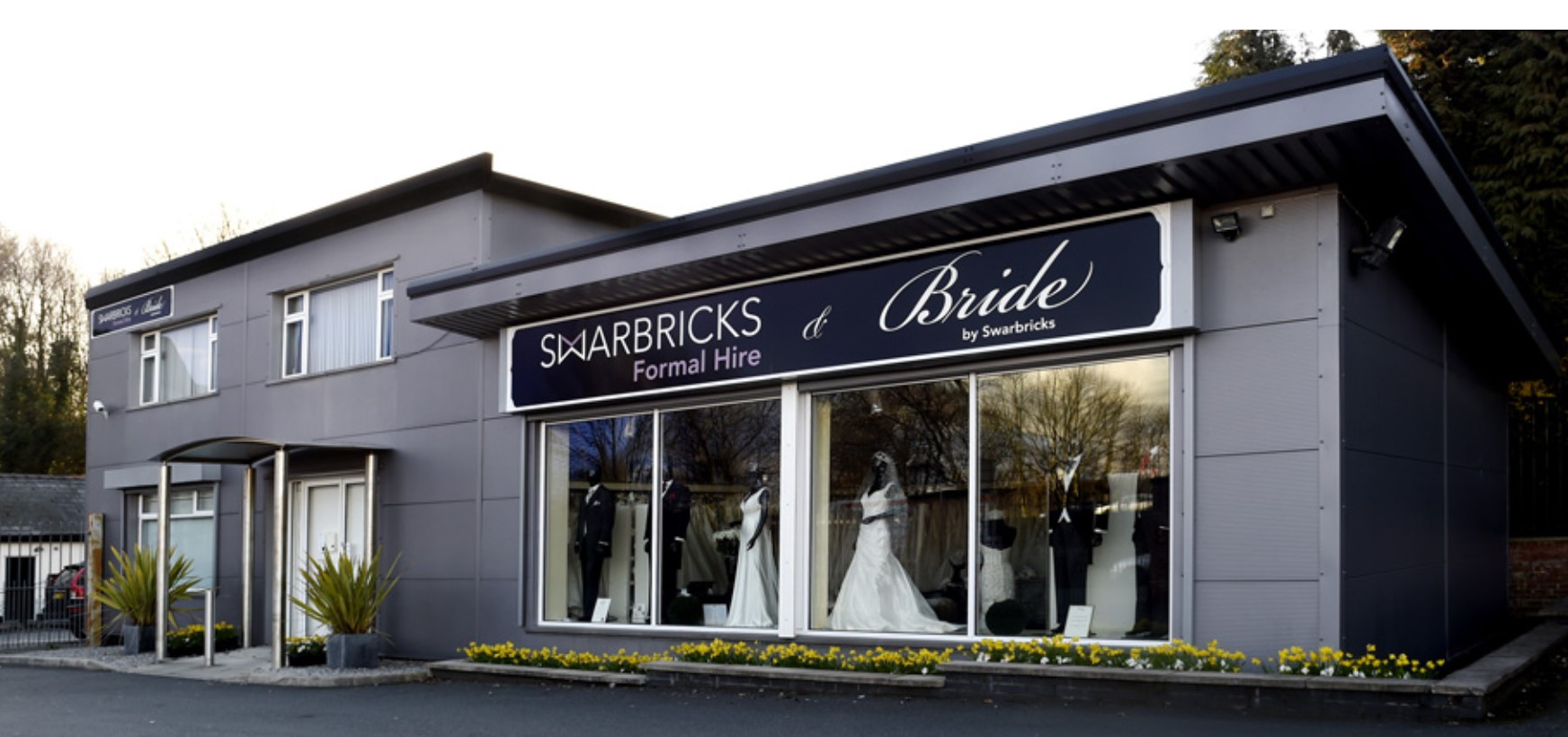Swarbricks Suit Hire & Bridal Shop