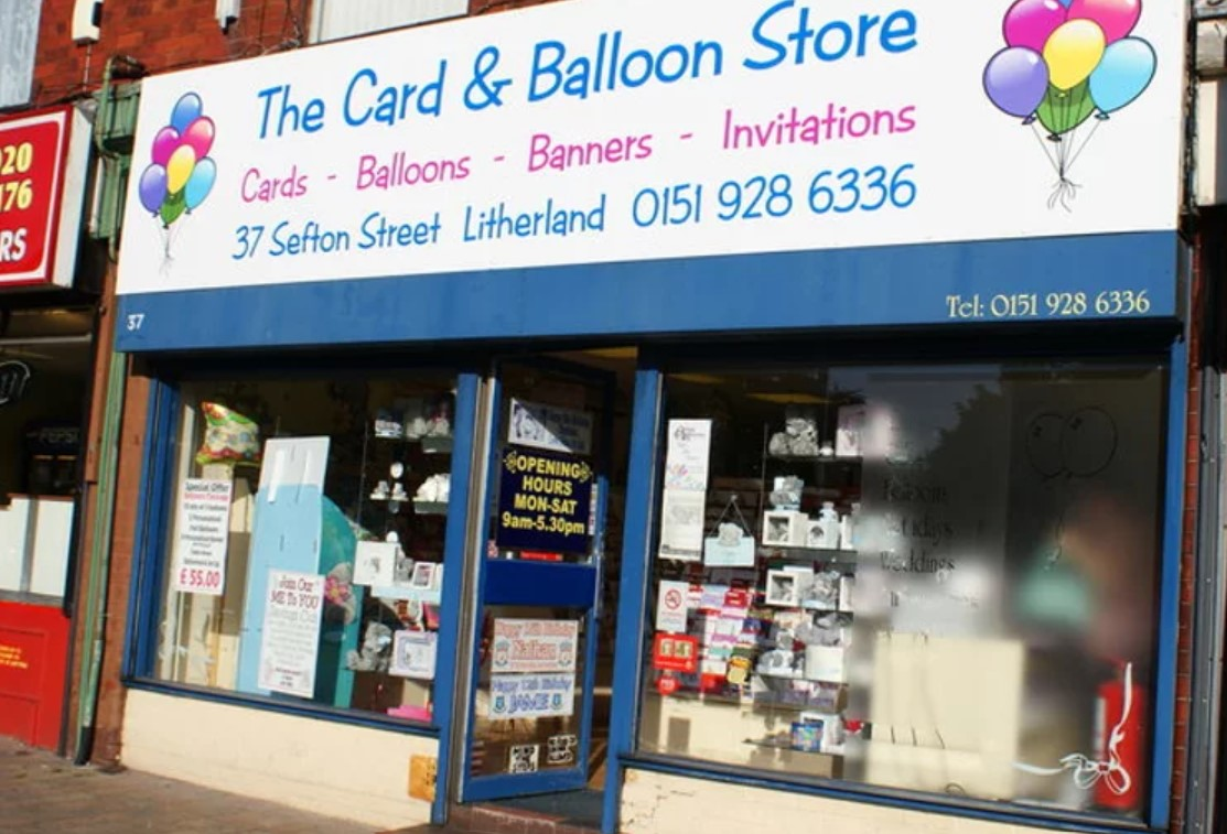 The Card & Balloon Store