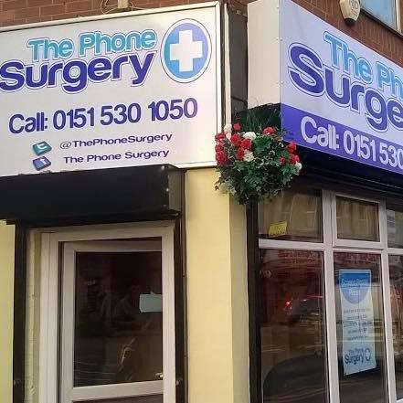 The Phone Surgery