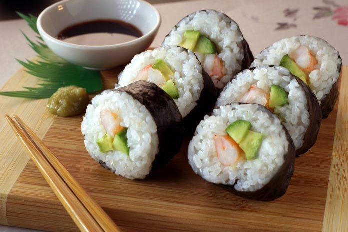 5 Best Sushi in Newcastle