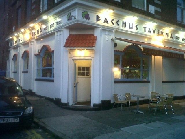 Bacchus Greek Taverna