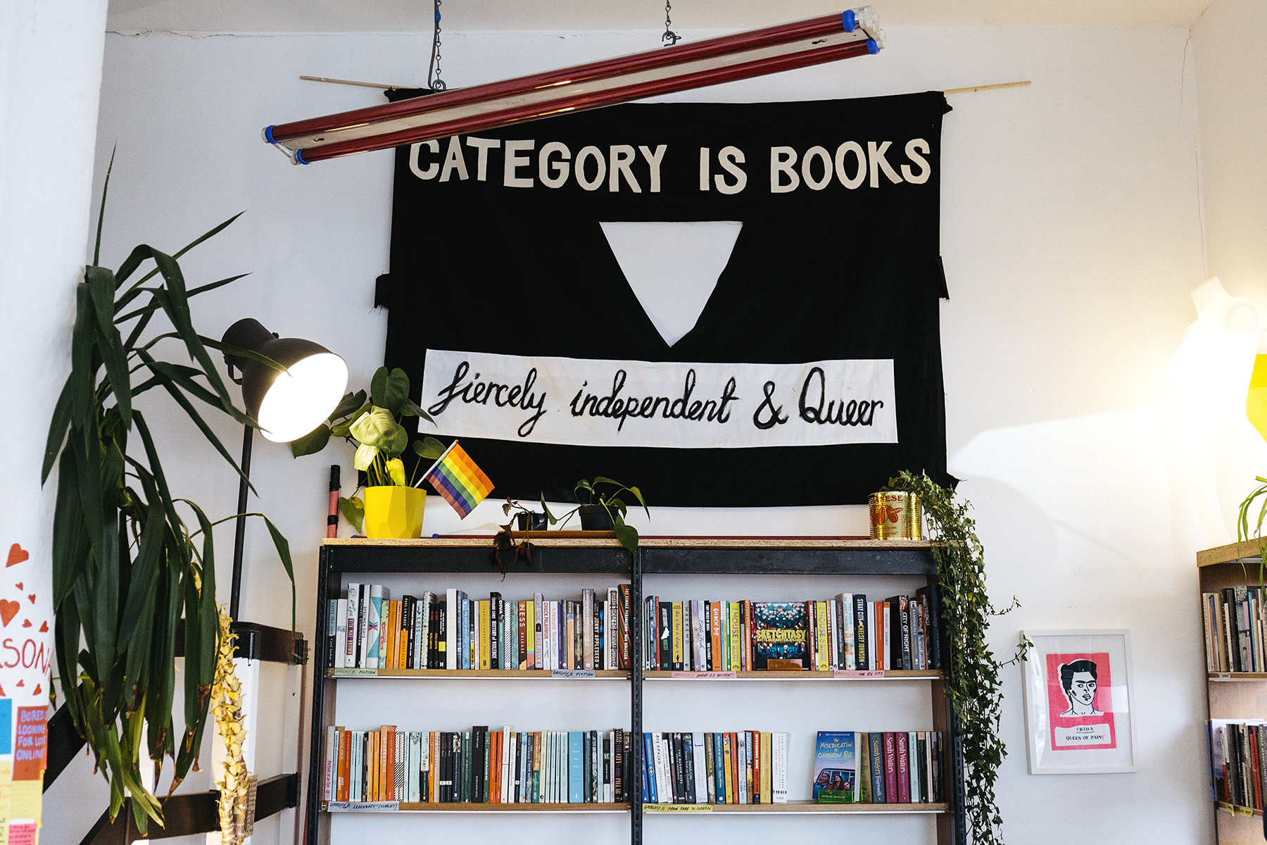 Category Is Books