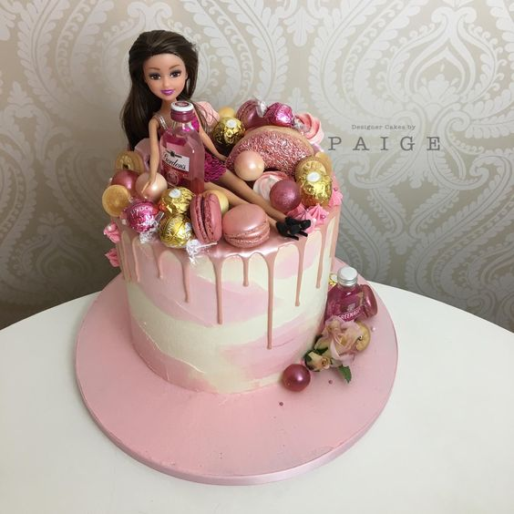 Designer Cakes By Paige