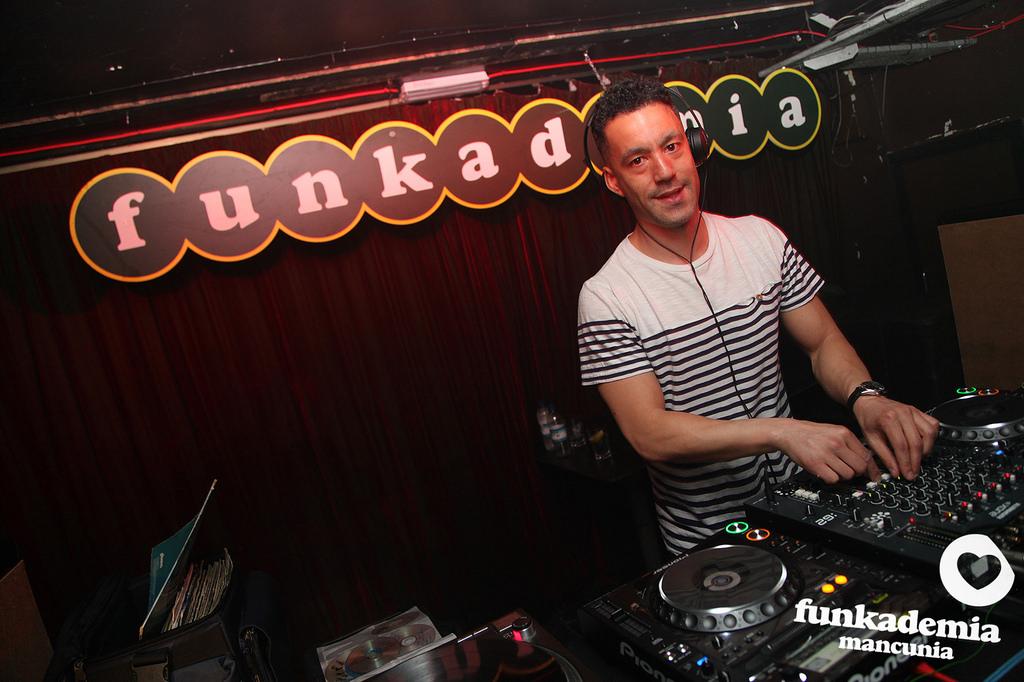 Funkademia - Funk Soul Disco and Party Tunes