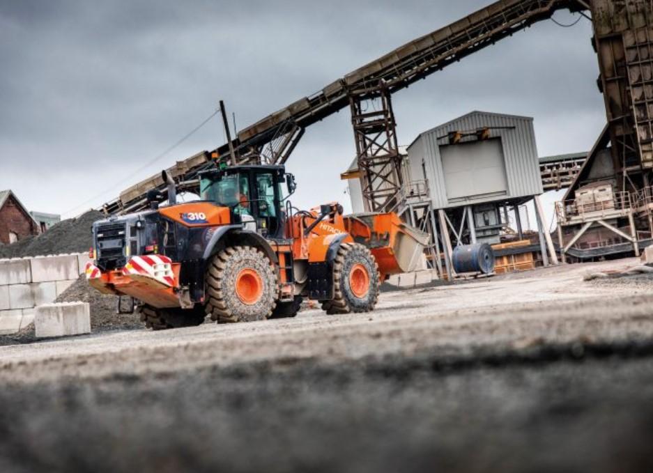 Hitachi Construction Machinery UK Ltd