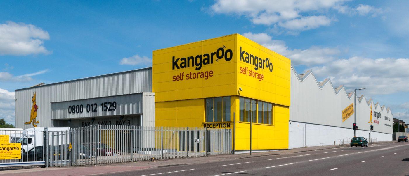 Kangaroo Self Storage Glasgow