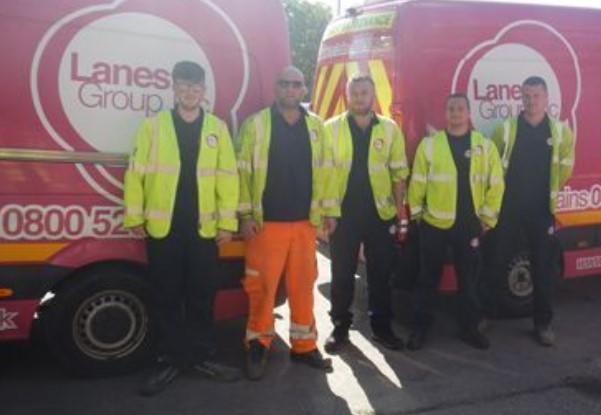 Lanes for Drains PLC