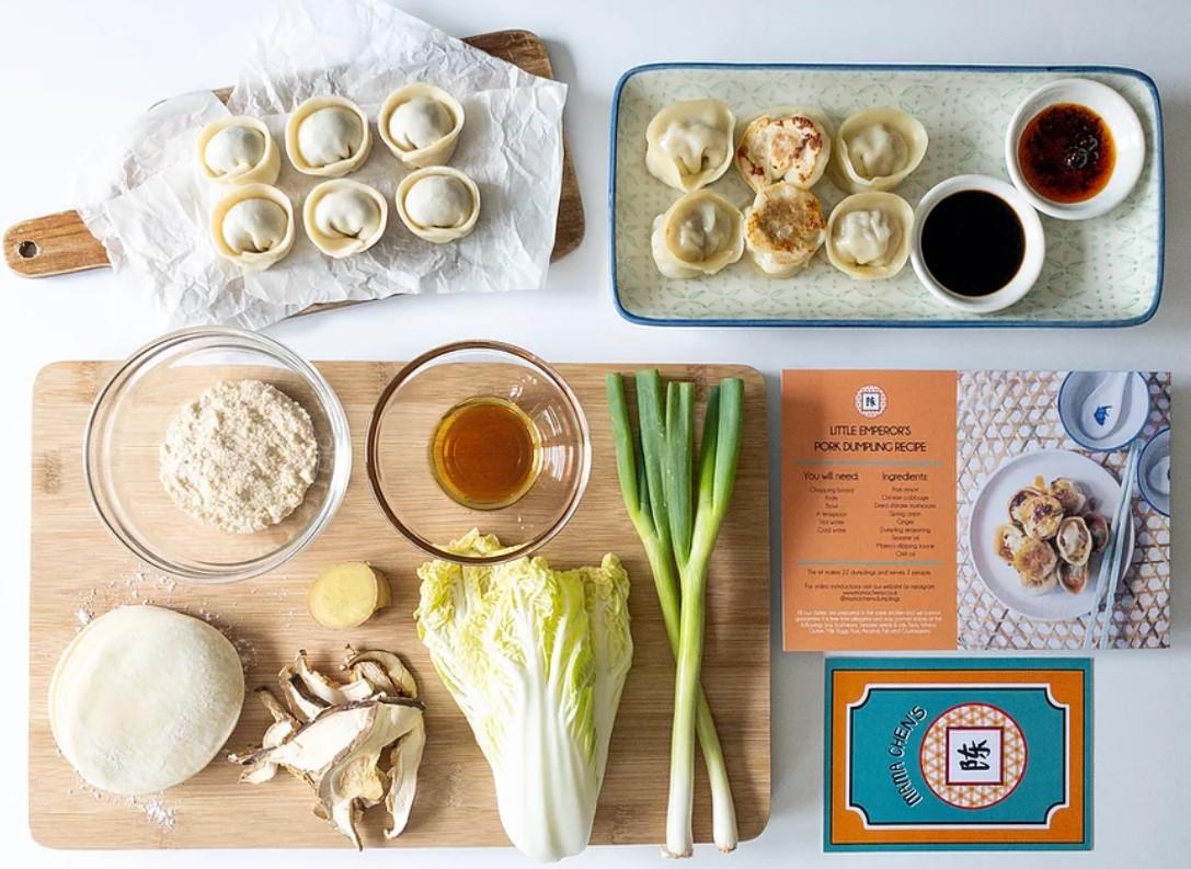 Mama Chen's Dumplings