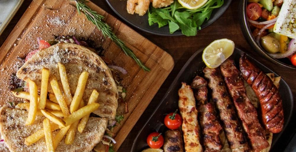 O'live Greek & Grill