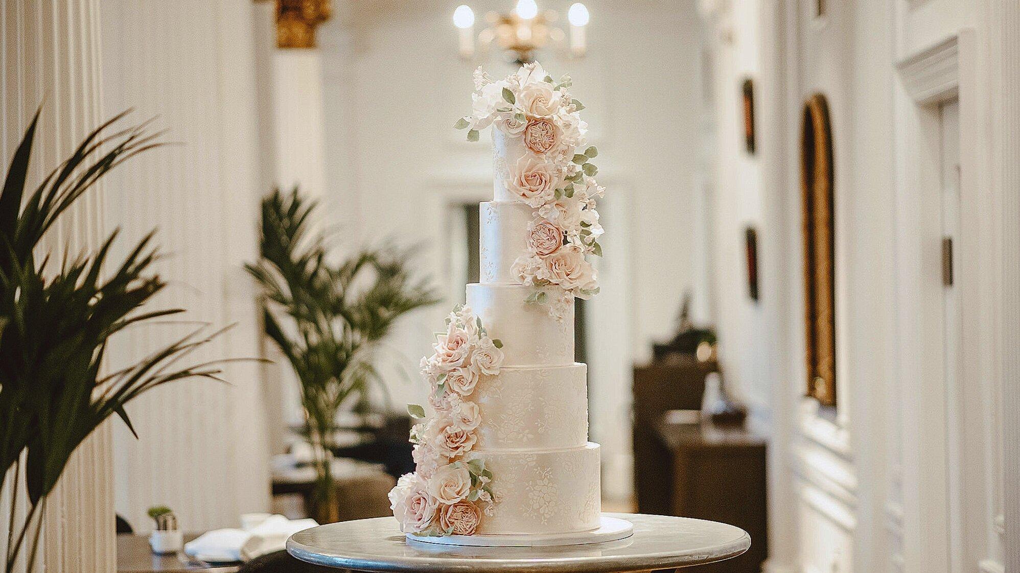 Rosewood Wedding Cakes | Wedding Cakes Glasgow, Scotland