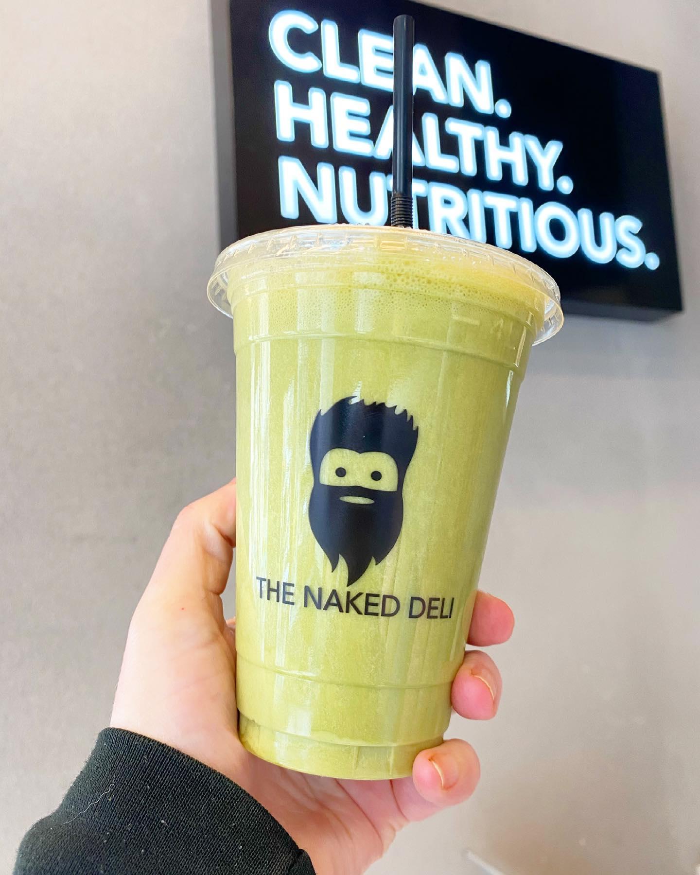 The Naked Deli Heaton