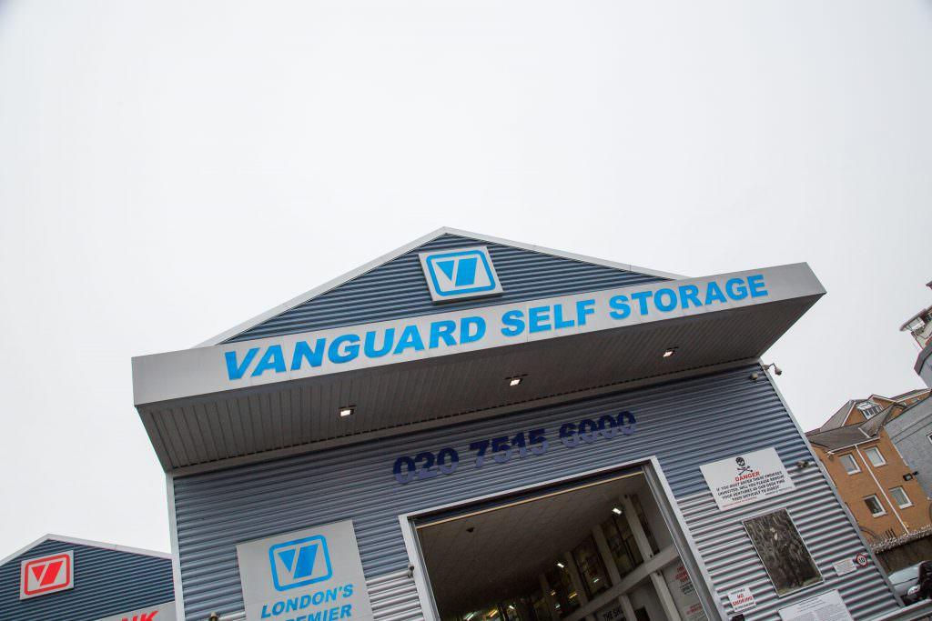 Vanguard Self Storage East London