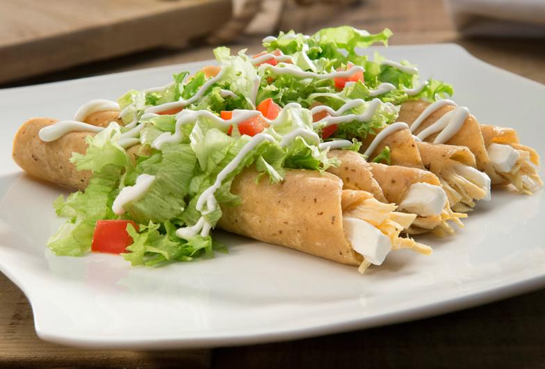 A La Mexicana Authentic Mexican Food