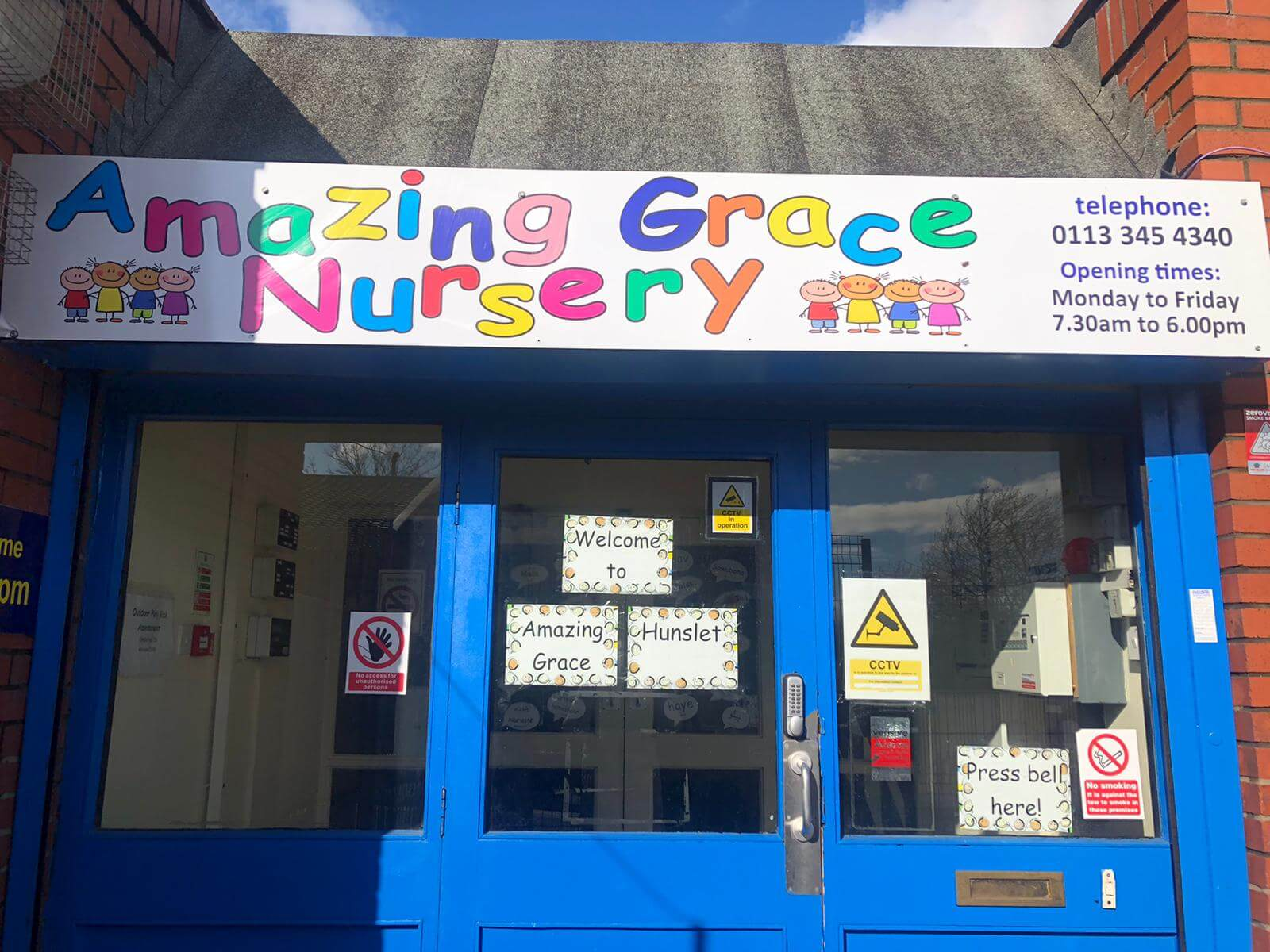 Amazing Grace Early Years Childcare Ltd