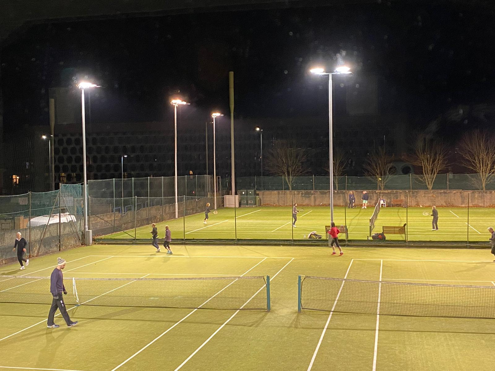 Broomhill Lawn Tennis & Squash Club