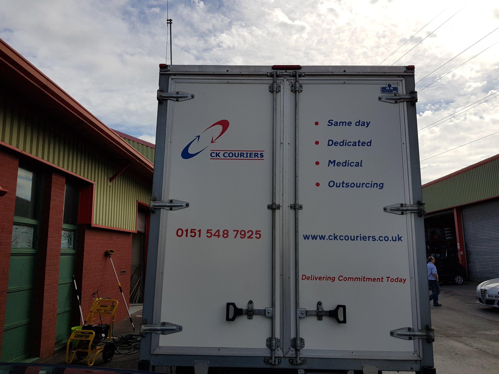 CK Courier Solutions Ltd