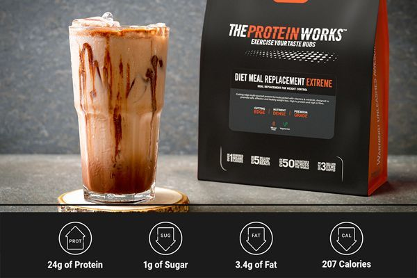Diet Meal Replacement Extreme from The Protein Works