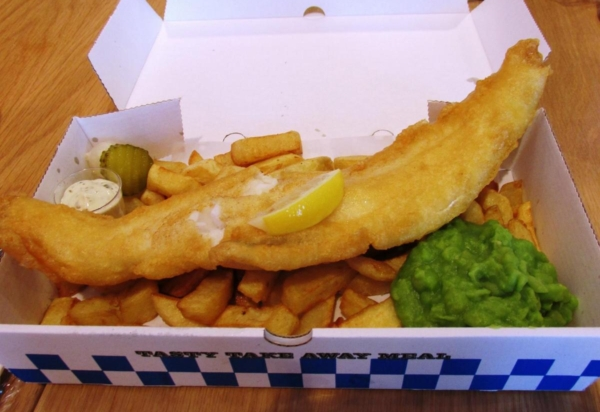 Docklands Fish and Chips
